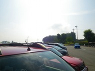 八ケ岳登山の前泊に便利な八ヶ岳PAで車中泊