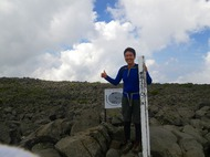 大河原峠から蓼科山を登ってきました!