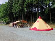 ついに1歳2ヶ月の子供がキャンプデビュー☆まずはバンガローから