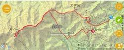初めての大平山(栃木県)ー晃石山トレッキング