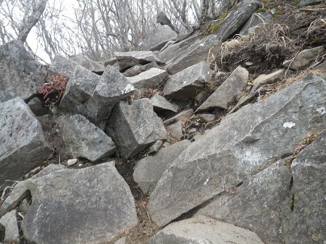 百名山 赤城山の黒檜山、駒ヶ岳登山