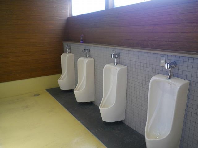 美ヶ原高原駐車場 トイレ