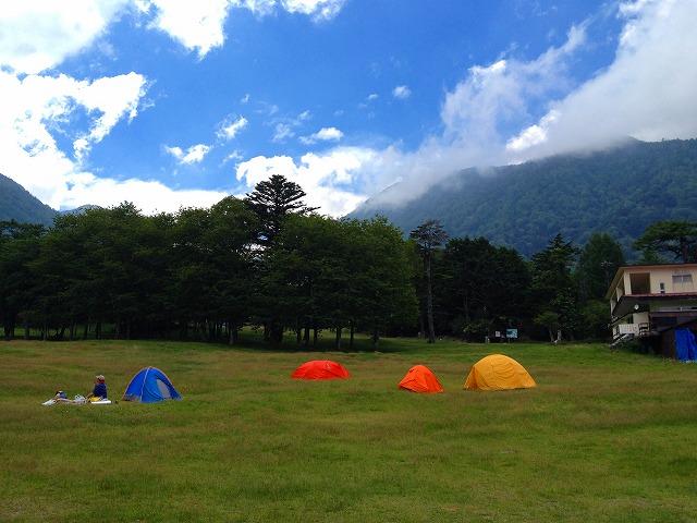 日光湯元キャンプ場