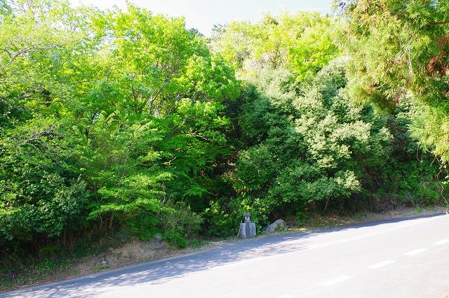 椎尾山薬王院 第三駐車場 登山口