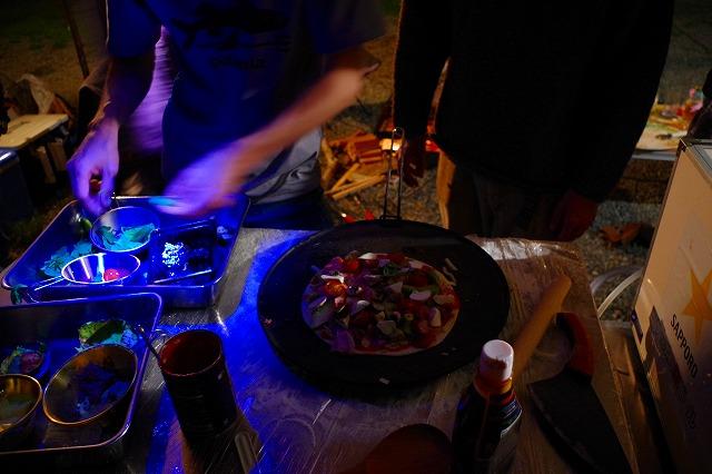 スノーピークのフィールドオーブン(CS-390)でピザキャンプ♪香ばしく焼けて味は一級品