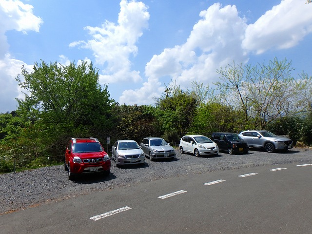 椎尾山薬王院 駐車場