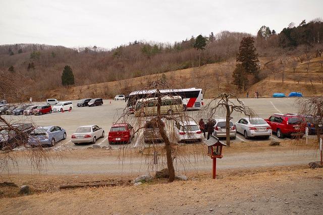 宝登山ロープウェイ駐車場