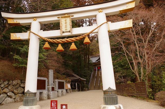 寳登山神社(宝登山神社)