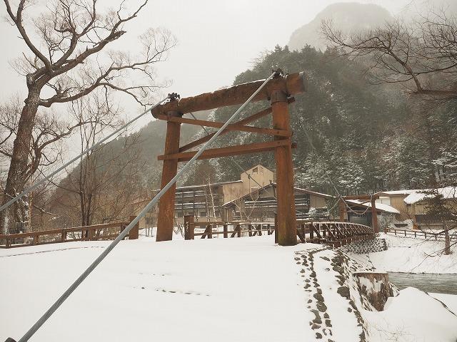 1月河童橋