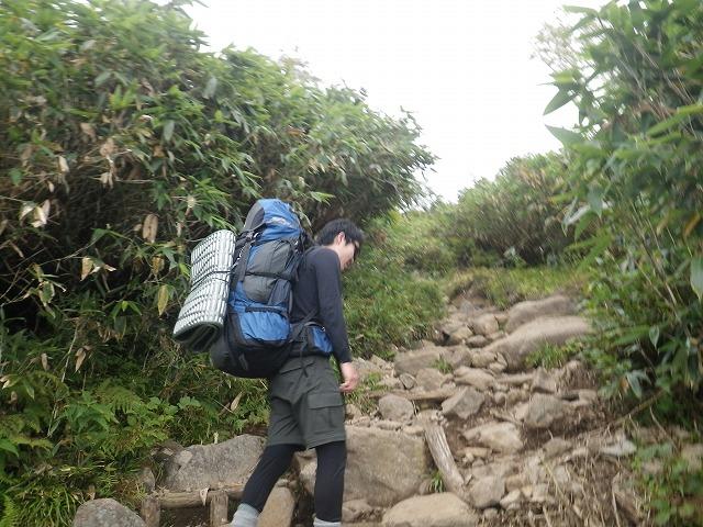 白馬登山道