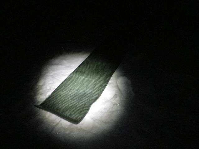 サーマレスト リッジレスト ソーライト thermarest RidgeRest SOLite