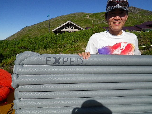 EXPED DOWNMAT LITE 5