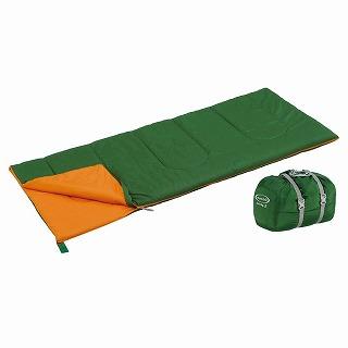 モンベル封筒型の寝袋