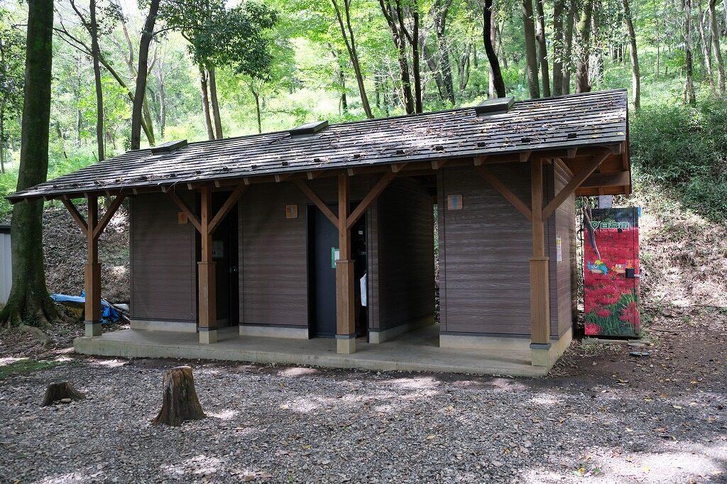 日和田山 トイレ