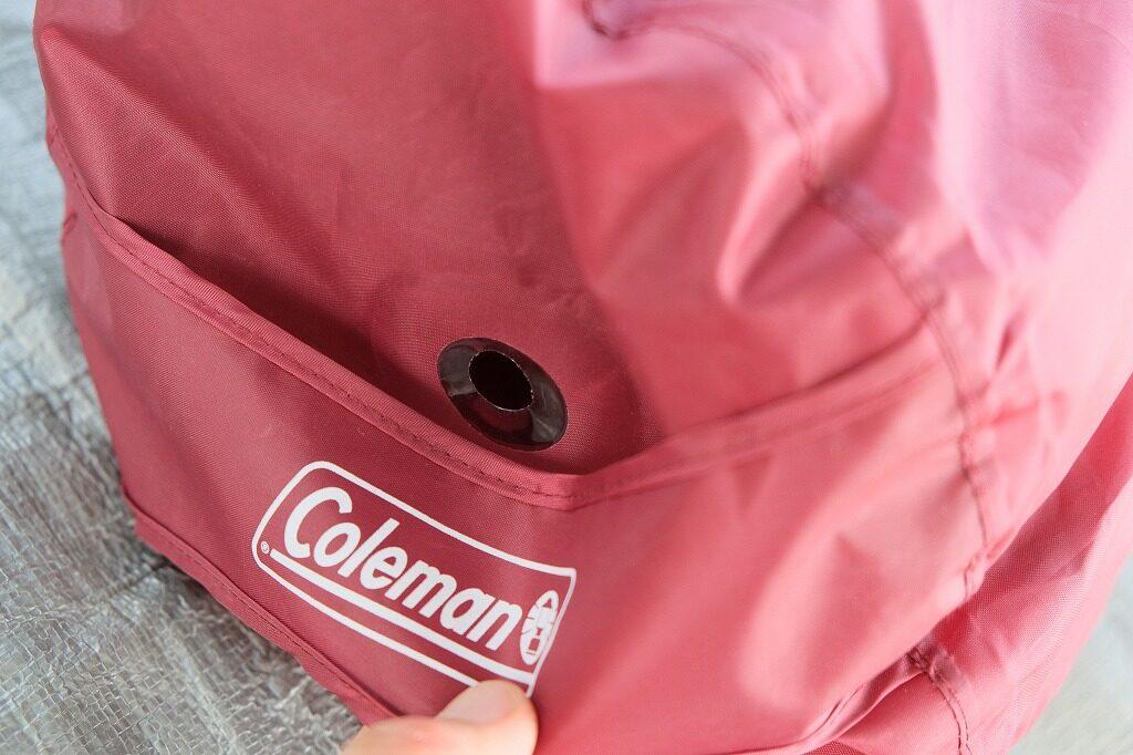 コールマン キャンパーインフレーターマット/シングルⅢ 収納袋