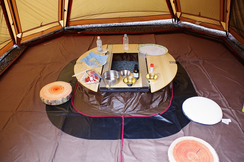 テント専用 インナーマット