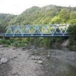 宮ヶ瀬にある中津川のほとりでBBQ