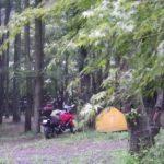 キャンプで雨天時に連泊するときは、タープ必要!?