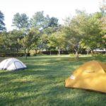 安曇野市穂高にある格安キャンプ場「かじかの里公園」で1泊してきました!