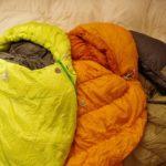 山岳・登山用の寝袋・シュラフの選び方の基本(無積雪期)