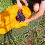 【登山向け】湯たんぽを寝袋に入れて保温力を上げる時のリスク・注意点・手順