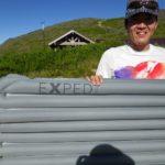 EXPED(エクスペド)DOWNMAT LITE 5(ダウンマットライト)の使用レポート