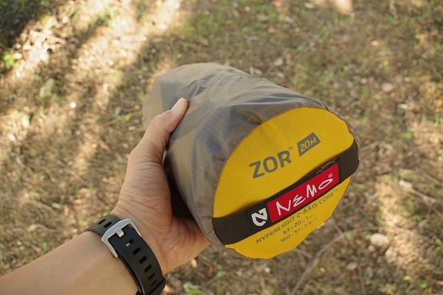 NEMO ZOR(ニーモ ゾア) 20M