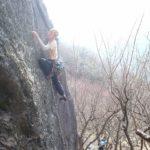 湯河原の幕岩~関東近郊の外岩クライミング天国