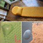 インフレータブル&エアーマットの不具合(パンク、エア漏れ、剥離)と修理について