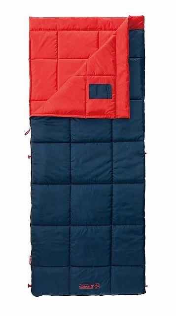 コールマン(Coleman) 寝袋 パフォーマーIII C5 使用可能温度5度 封筒型 オレンジ