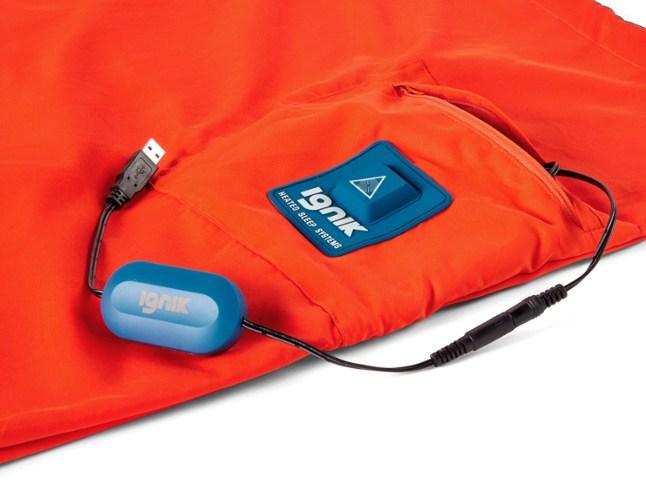 IGNIK | Heated Sleeping Bag Liner