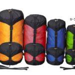 イスカ ウルトラライト コンプレッションバッグはロングセラー商品かつ高評価