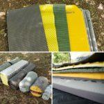 寝袋マットの種類(クローズドセル・インフレータブル・エアー&インシュレーテッド)と特徴