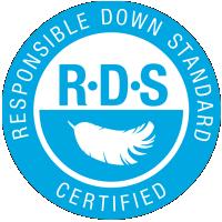 レスポンシブル・ダウン・スタンダード rds Responsible-Down- Standard