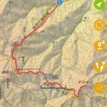御岳山から日の出山まで往復ハイキング